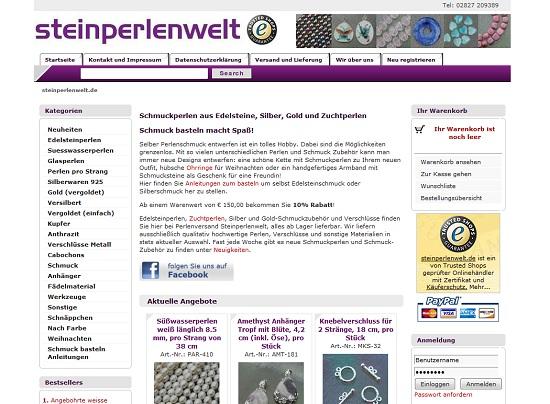 Steinperlenwelt.de