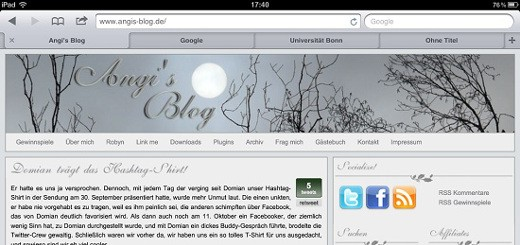 iOS 5 Tabbed Browsing
