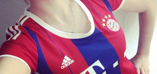 FC Bayern München Trikot 2014/15 Damen