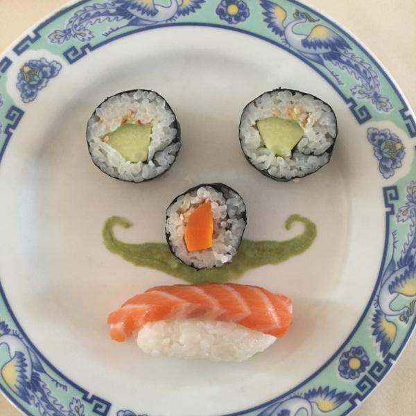 Sushiface