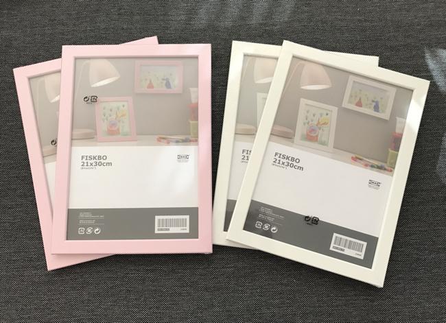 Bilderrahmen Fiskbo Ikea